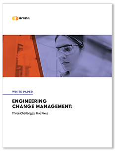 arena solutions engineering change management