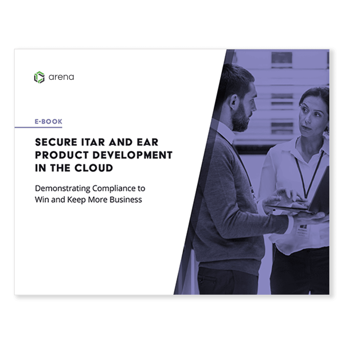 Secure ITAR and EAR Product Development in the Cloud